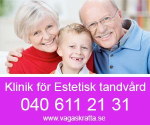 Tandläkare - Malin Boström Spehar